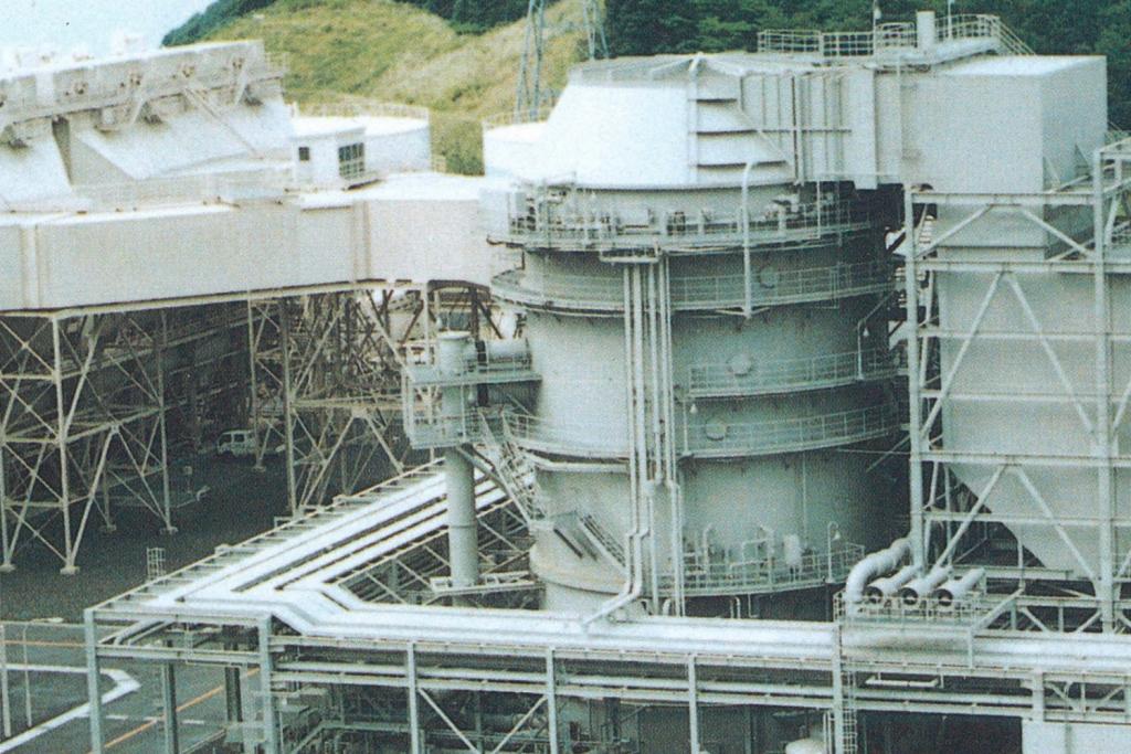 発電プラント部門